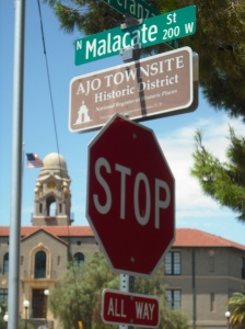 Next Time You're in Southern Arizona, Stop in Ajo