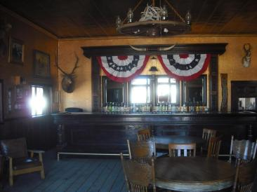 Inside Deadbroke Saloon