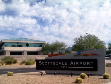 Welcome to the Scottsdale Airpark!
