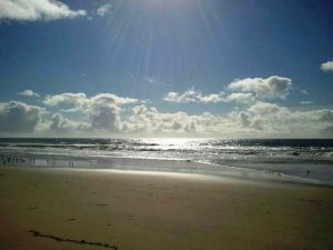 Huntington Beach Daylight Shot - Christina Halpain Photography