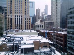 Daytme Snow Clear!