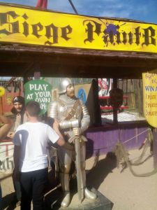 Ye Olde Paintball Tournament