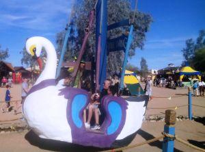 The Swan Swing