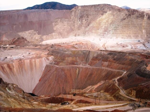 Pic 16 Morenci Mine