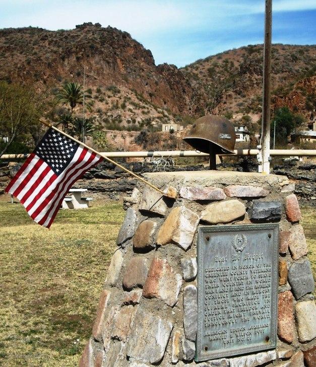 Pic 8 Veteren's Memorial Clifton